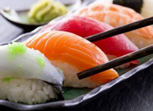 Sushi livraison à domicile
