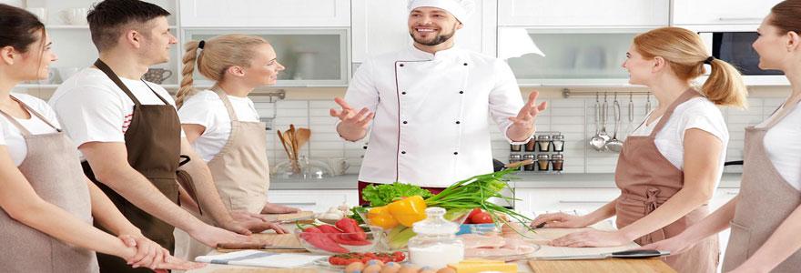 Trouver des cours de cuisine à Aix-en-Provence