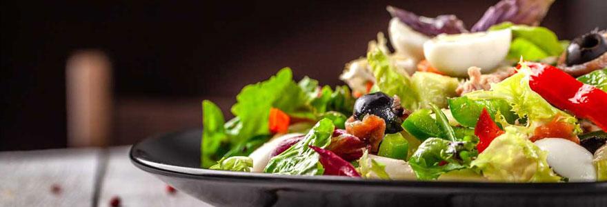 Cuisine italienne en ligne : commander des salades typiques en ligne