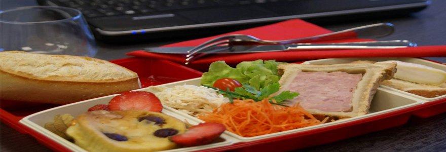 Livraison de plateaux repas en entreprise