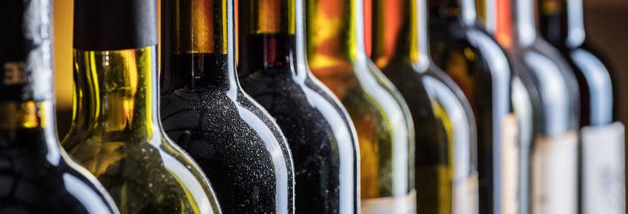 Achat de vins de qualité en ligne