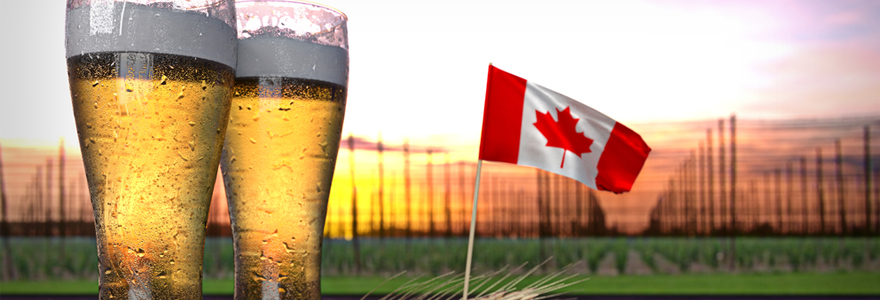 bières canadiennes