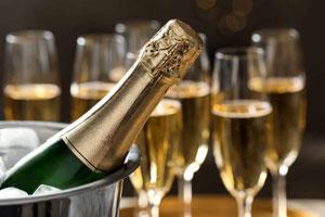 amateur de champagne